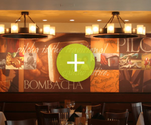 Restaurant Brand Collateral and Interior Graphics