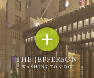 The Jefferson Hotel Branding