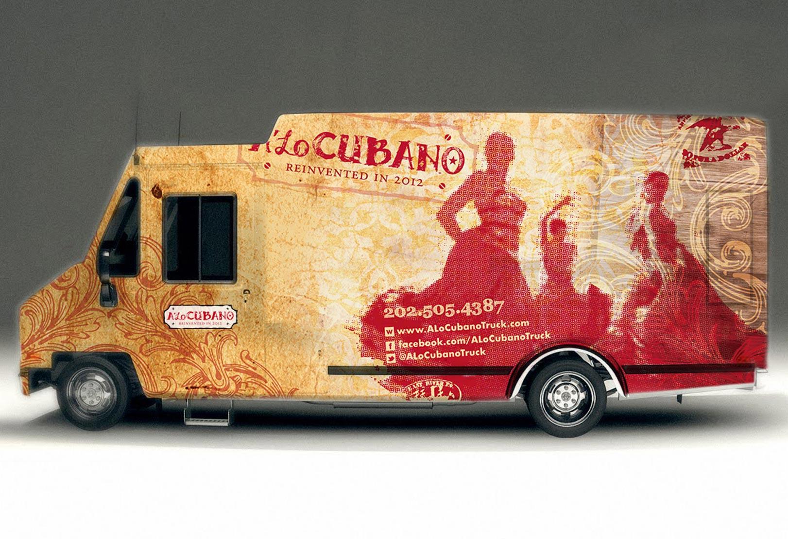 Ingenious Food Truck Design By Yordan Silvera